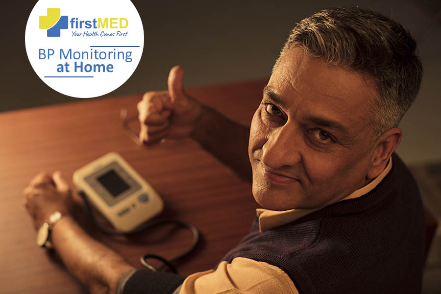 Blood Pressure Monitoring at Home - Firstmed